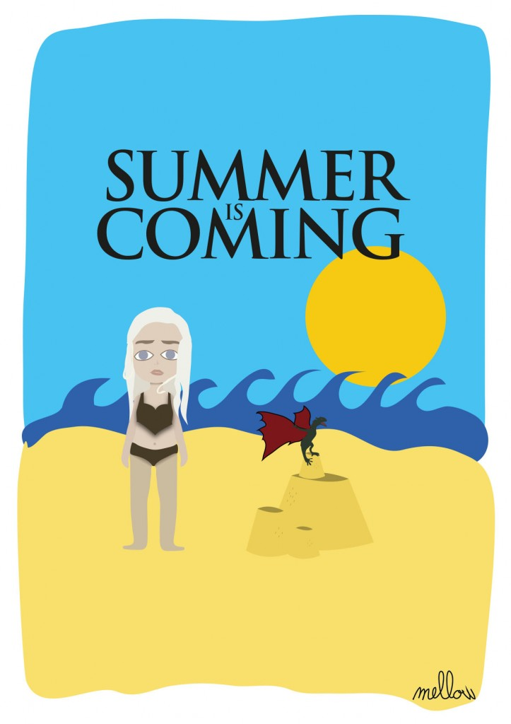 summer is coming_by_mellow